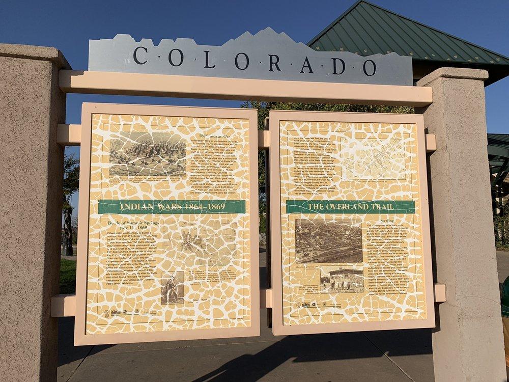 Sterling Rest Area: I-76 Milepost 125, Sterling, CO