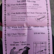 After A Photo Of Rivini Foot Reflexology Long Beach Ca United States