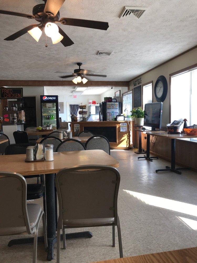 Atlas Cafe: 17619 Hwy 54, Rockport, IL