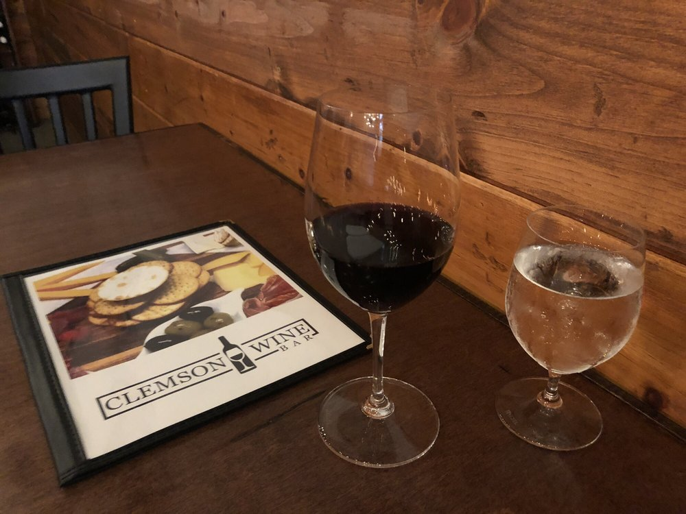 Clemson Wine Bar: 149 Thomas Green Blvd, Clemson, SC