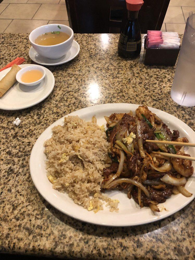 Asian Wok: 1434 W Fairmont Pkwy, La Porte, TX