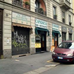 Capadocia turkish kebap prodotti alimentari importati for Corso di porta genova milano