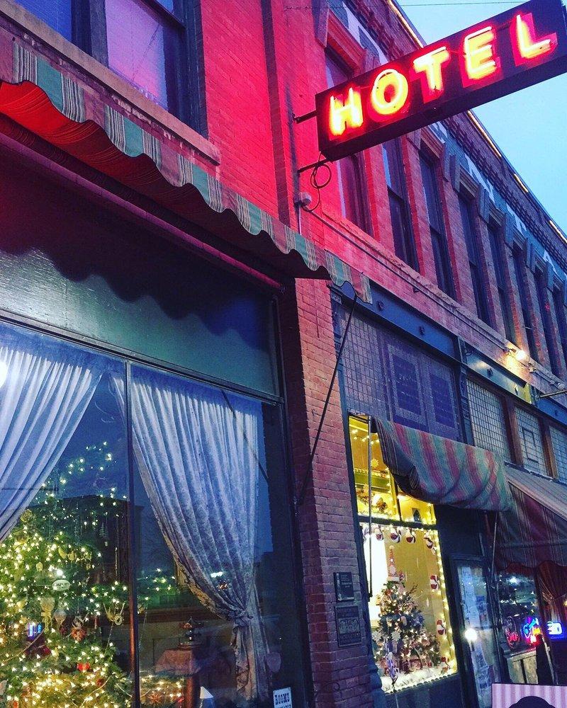 The Occidental Hotel: 10 N Main St, Buffalo, WY