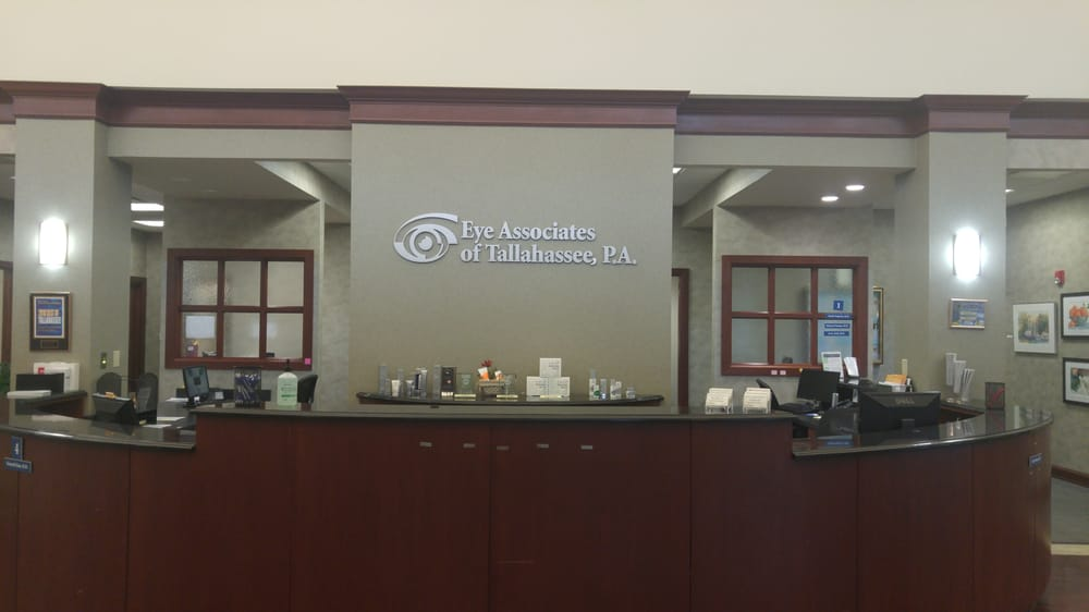 f45f093412d Eye Associates - Tallahassee - Optometrists - 2020 Fleischmann Rd ...