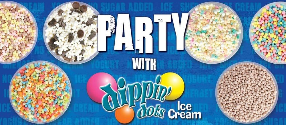 Dippin dots party