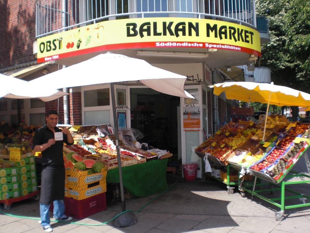 Balkan Markt Delicatessen Jarrestr 57 Winterhude