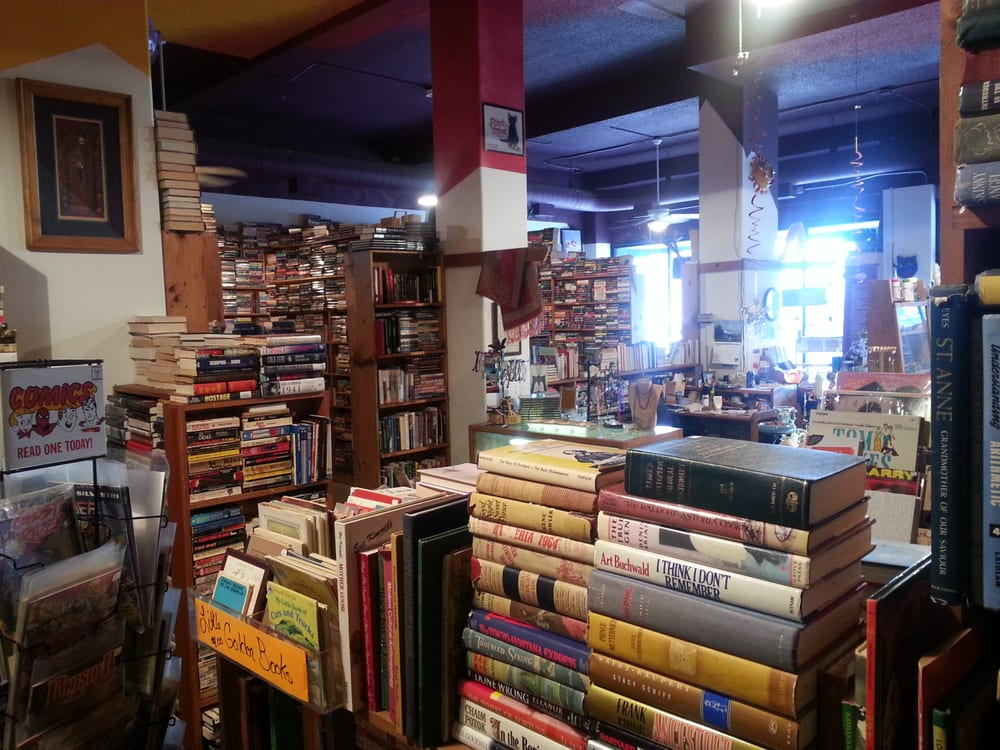 CatTale's Books & Gifts: 609 Laurel St, Brainerd, MN