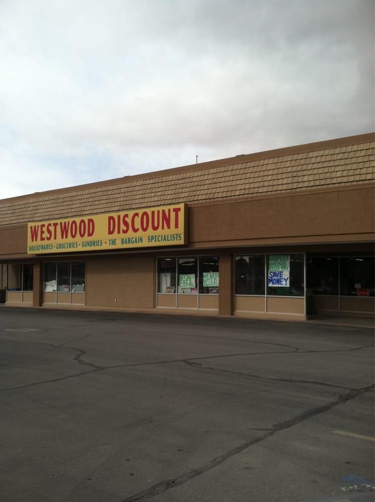 Westwood Discount: 1800 Garrett Way, Pocatello, ID