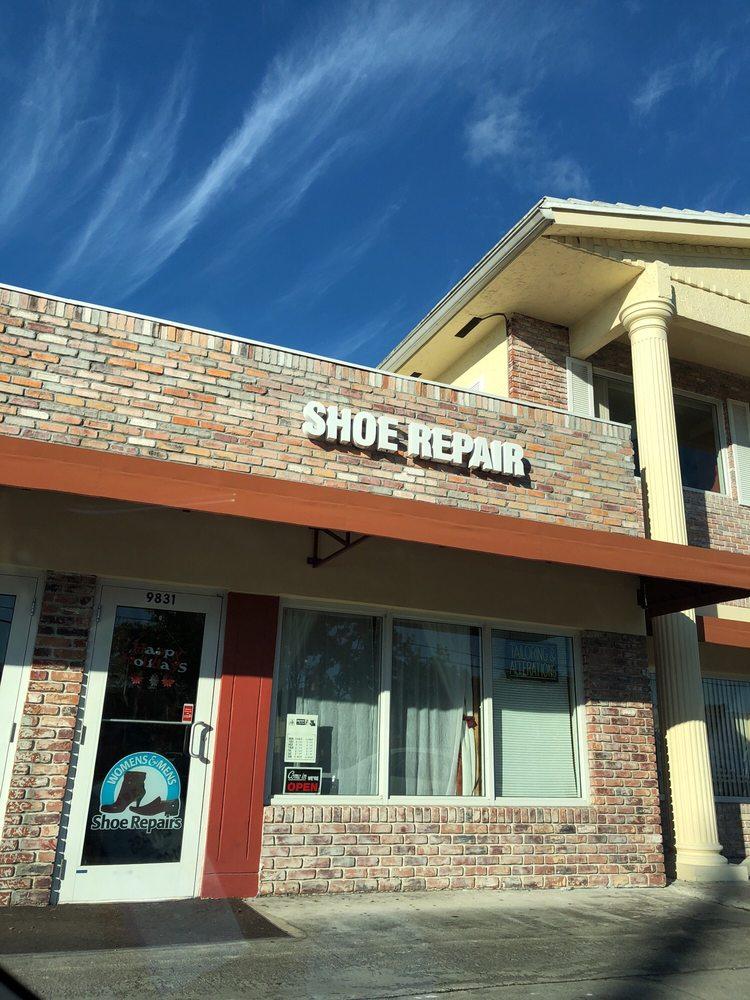 Shoe Repair Coral Springs