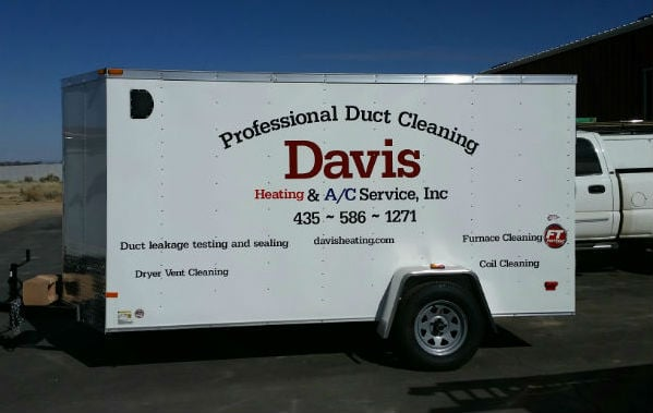 Davis Heating & A/C Service: 1880 Kitty Hawk Dr, Cedar City, UT