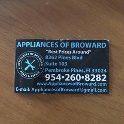 Appliances Of Broward 17 Photos Appliances Amp Repair
