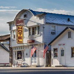 Photo Of The Bo Hotel Bridgeport Ca United States