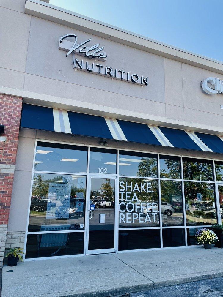 Ville Nutrition: 2805 N Hurstbourne Pkwy, Louisville, KY