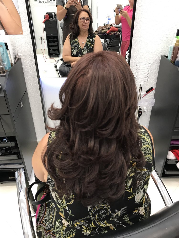 A Touch of Class Salon & Spa: 14441 Country Walk Dr, Miami, FL