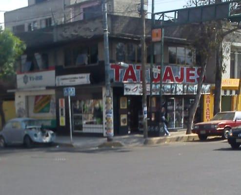 Tatuajes Ruptura Dérmica Tattoo Avenida Aztecas 756 Col