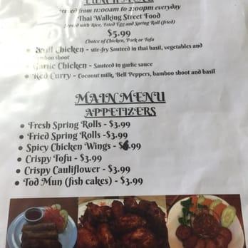 Best Thai Food Tacoma Wa