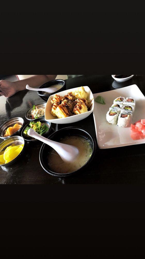 Kim Korean House & Sushi Bar: 1625 S 1000th W, Clearfield, UT