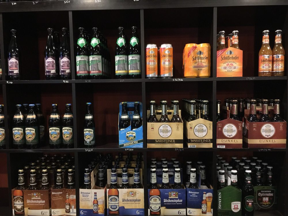 Craft Beer Cellar Clayton
