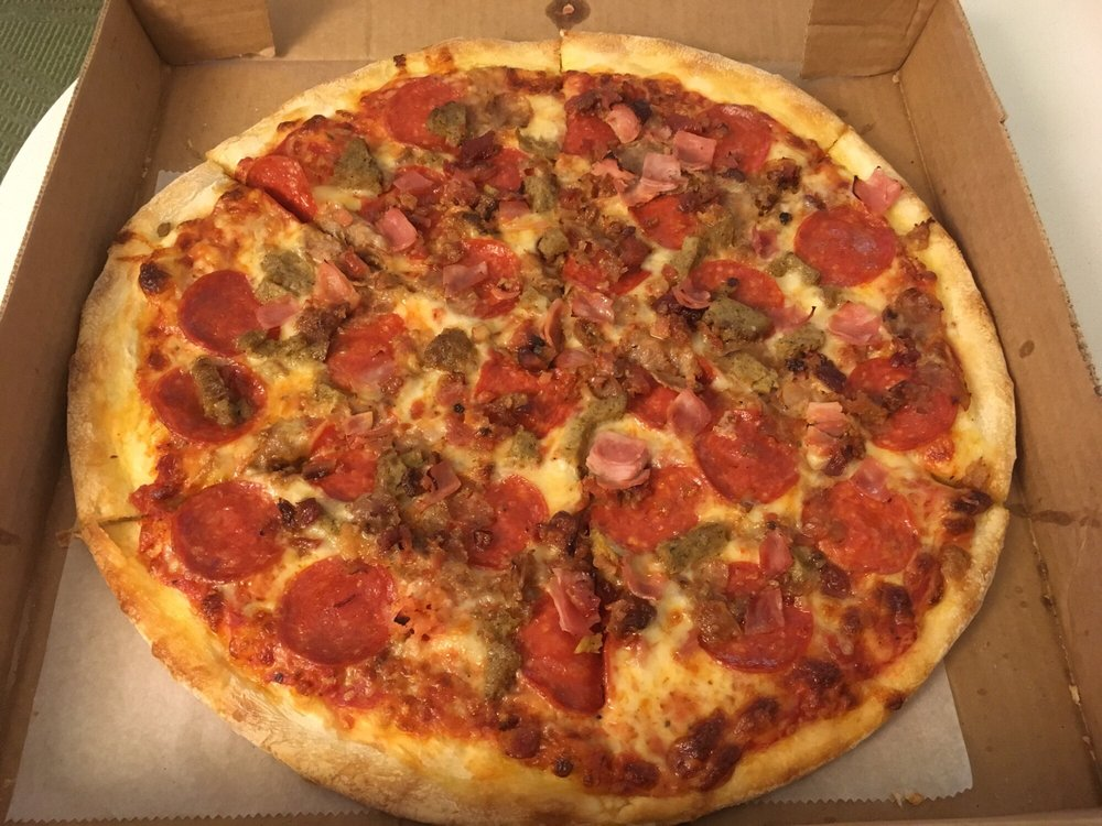 Taste Of New York Pizzeria: 17503-C Preserve Walk Ln, Tampa, FL