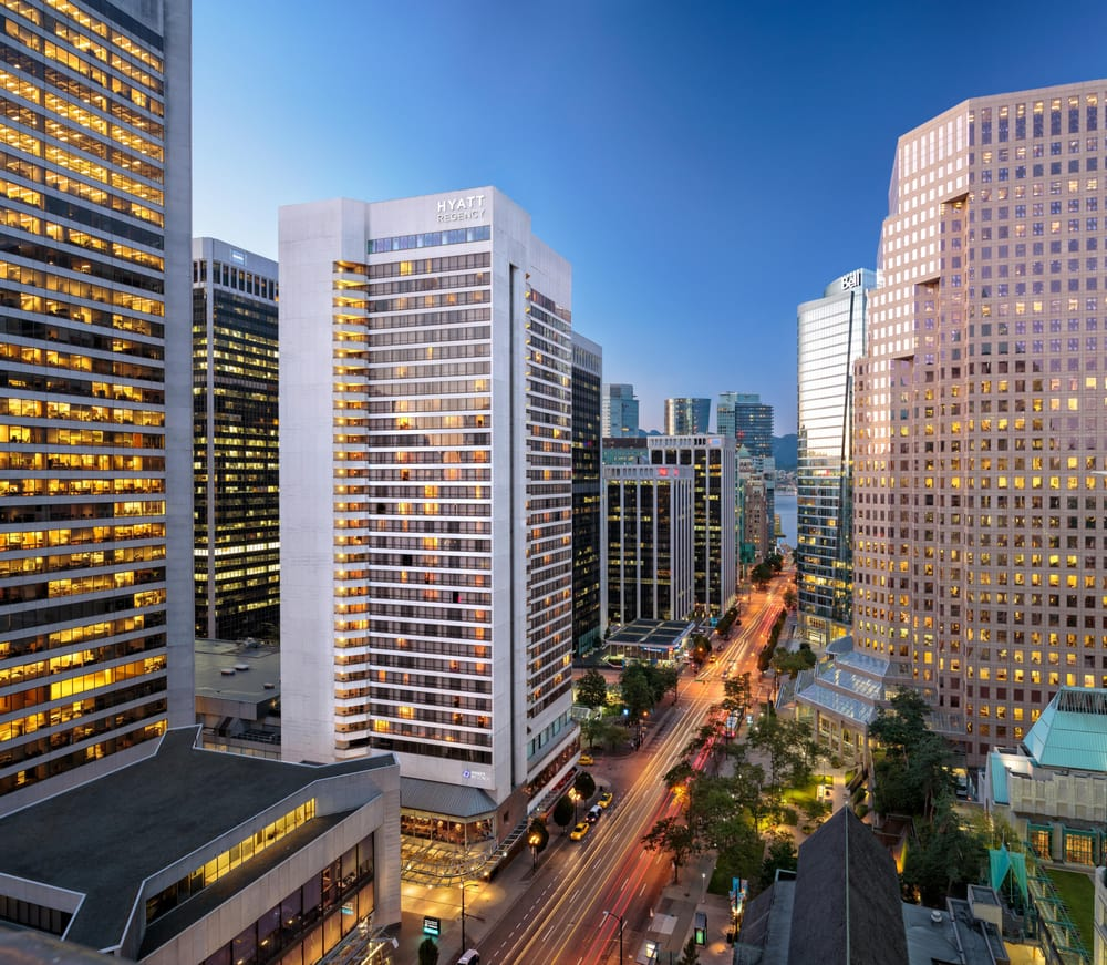 Hotels In Downtown Vancouver Canada