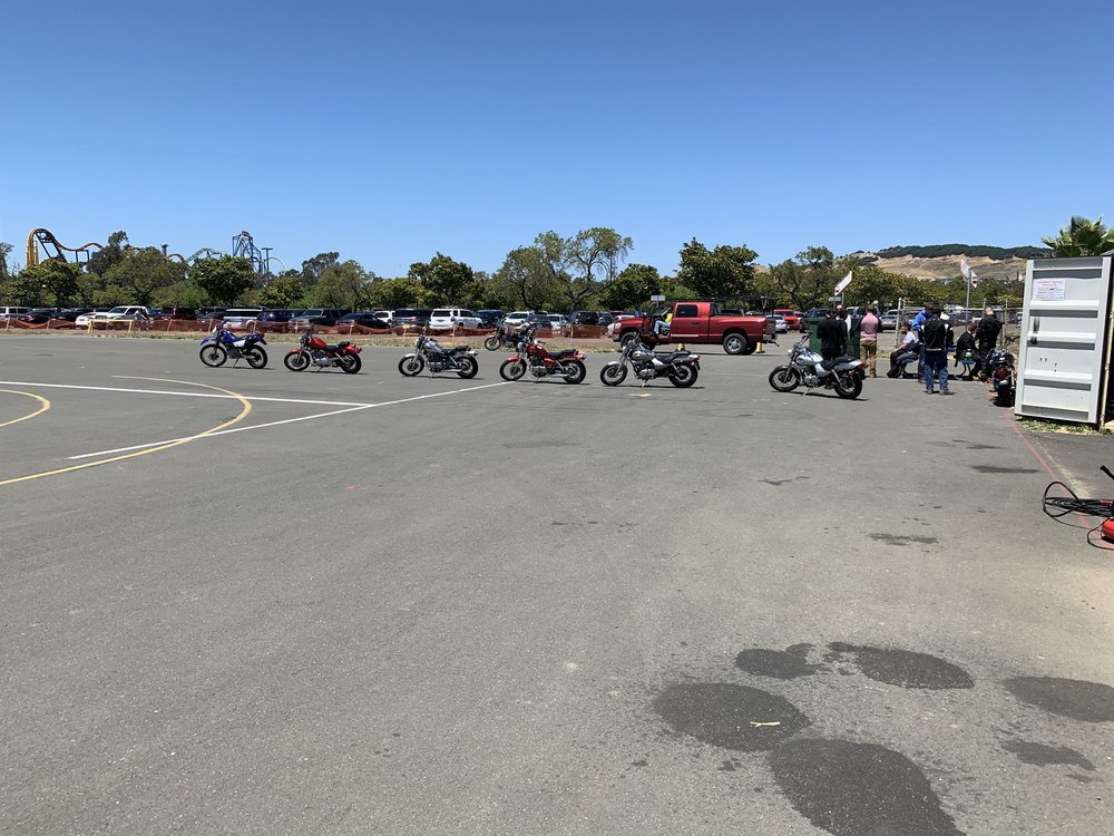 Bay Area Motorcycle Training: Gate 6- 998 Fairgrounds Dr, Vallejo, CA