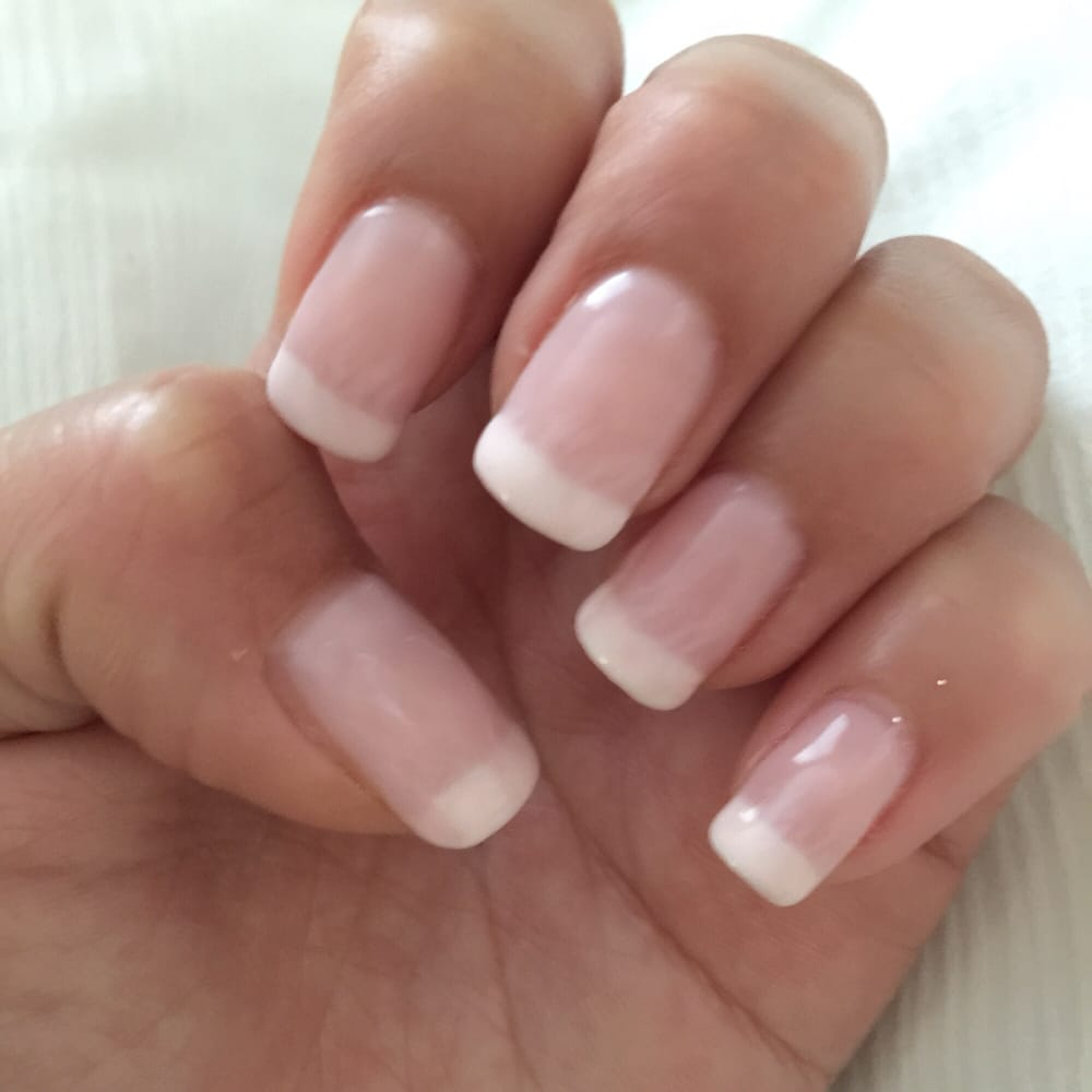 I went here for a french ombre gel manicure. Tadaah! Worst thing I ...