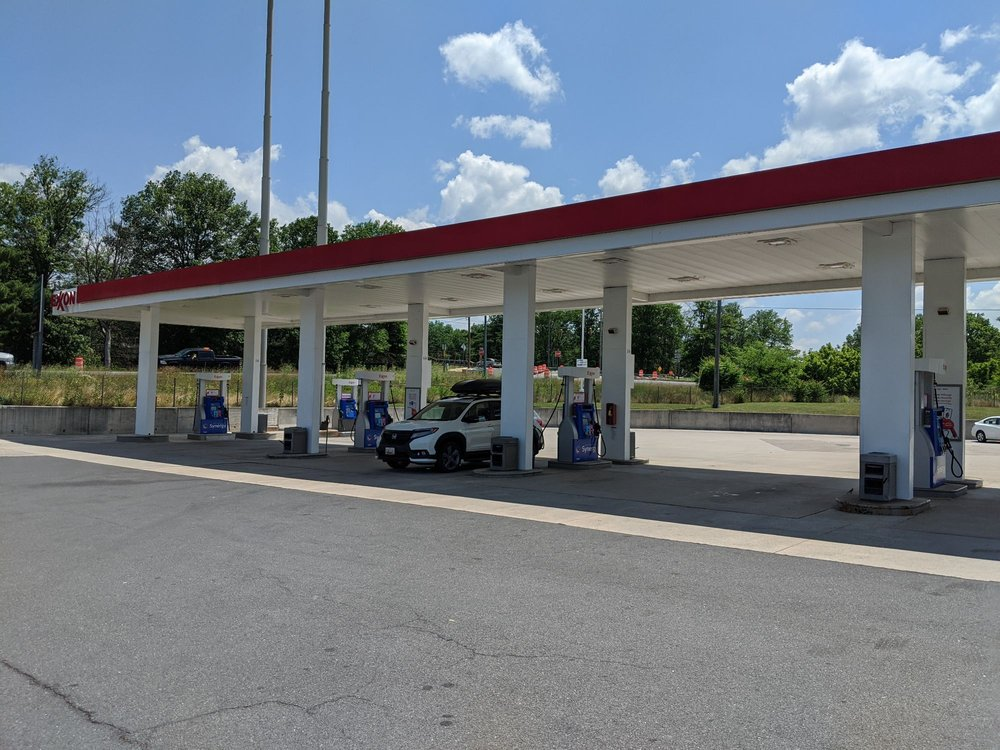 Exxon: 11079 Big Pool Rd, Big Pool, MD