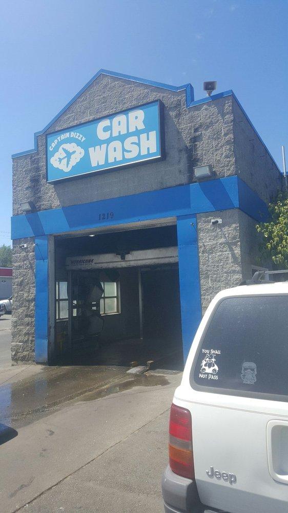 Captain Dizzy Car Wash: 1219 State Ave, Marysville, WA