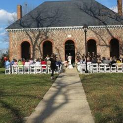 Photo Of Hanover Tavern Va United States Wedding Ceremony Across The