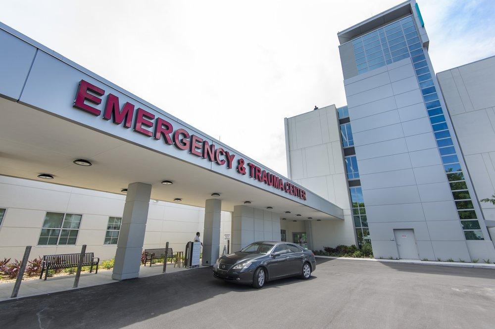 Photos For Delray Medical Center Yelp