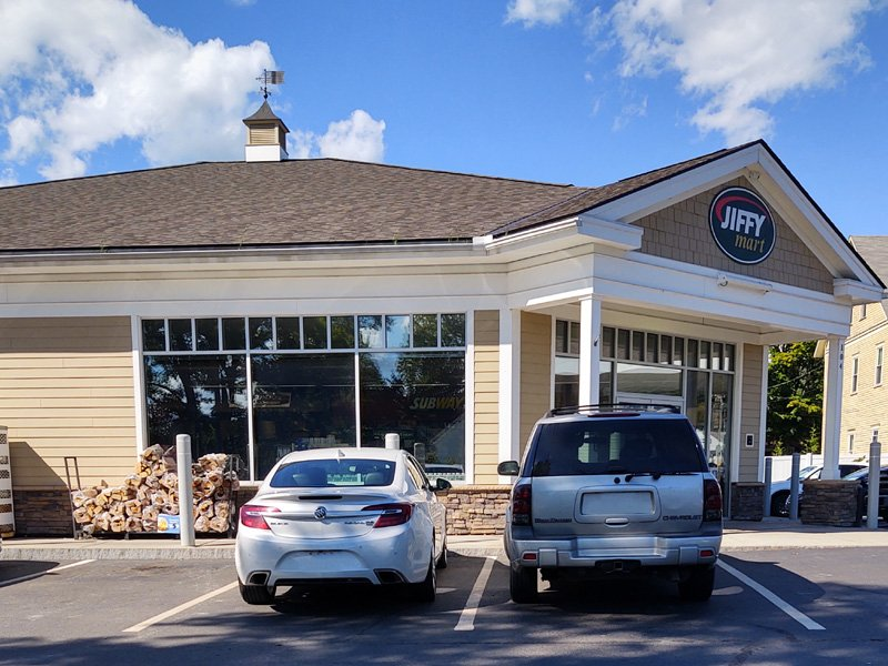 Ramunto's Pizza Express: 104 Main St, Charlestown, NH