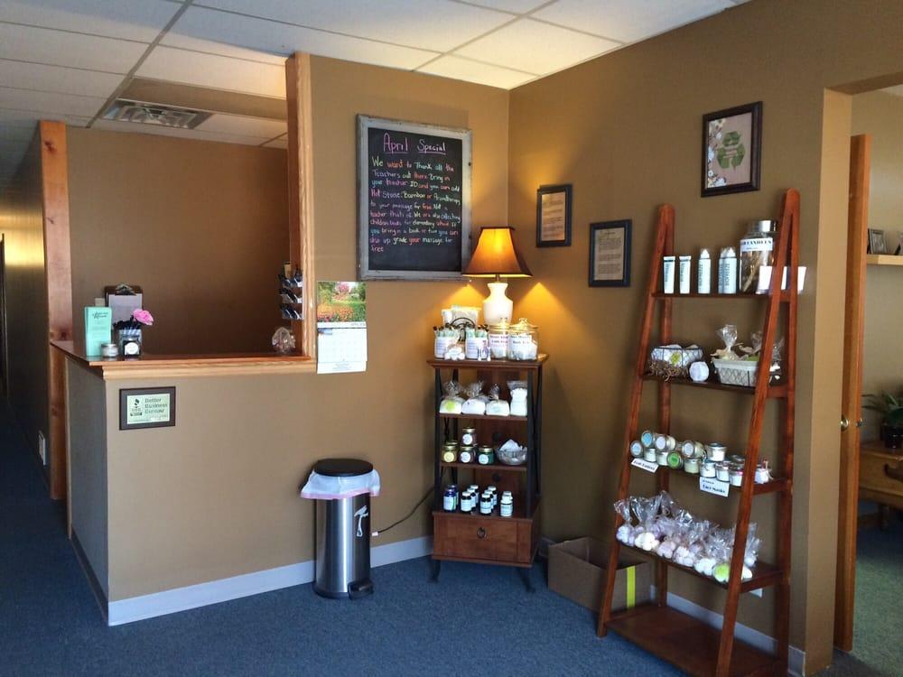 Take Five Massage & Spa: 1103 Galvin Rd S, Bellevue, NE