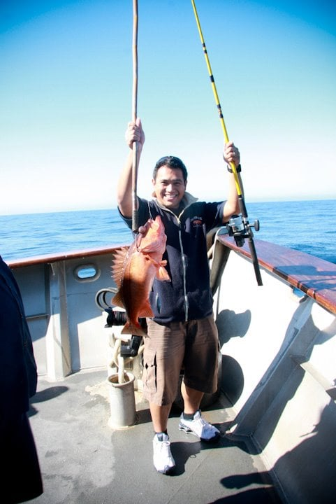 Another big catch yelp for Marina del rey fishing report