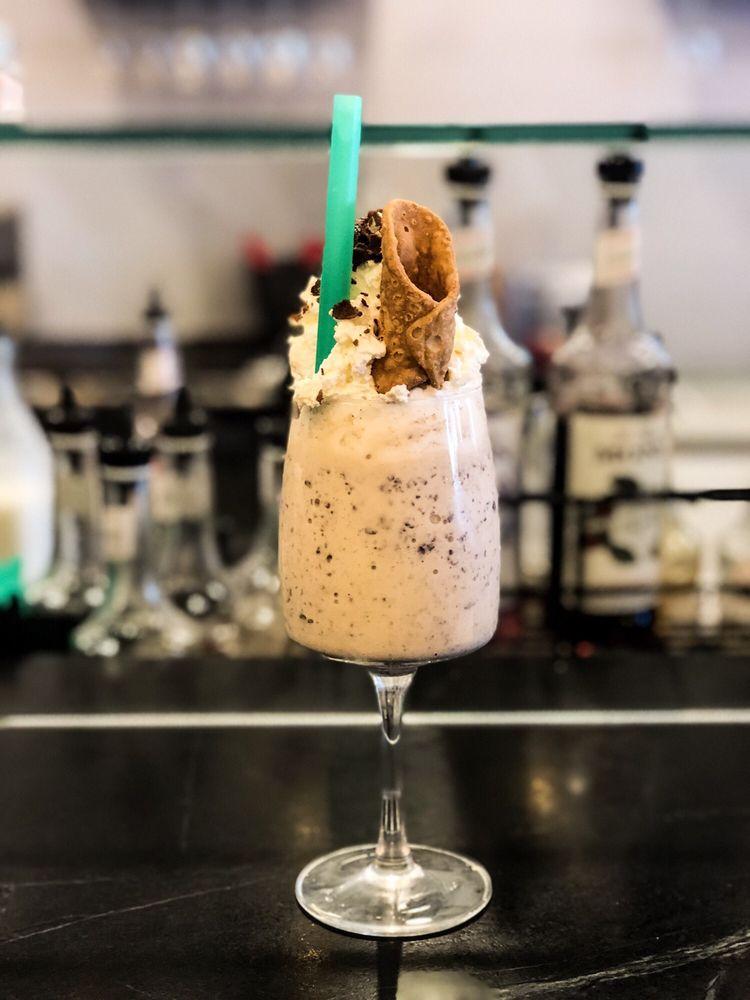 The Straw: Modern Milkshakes
