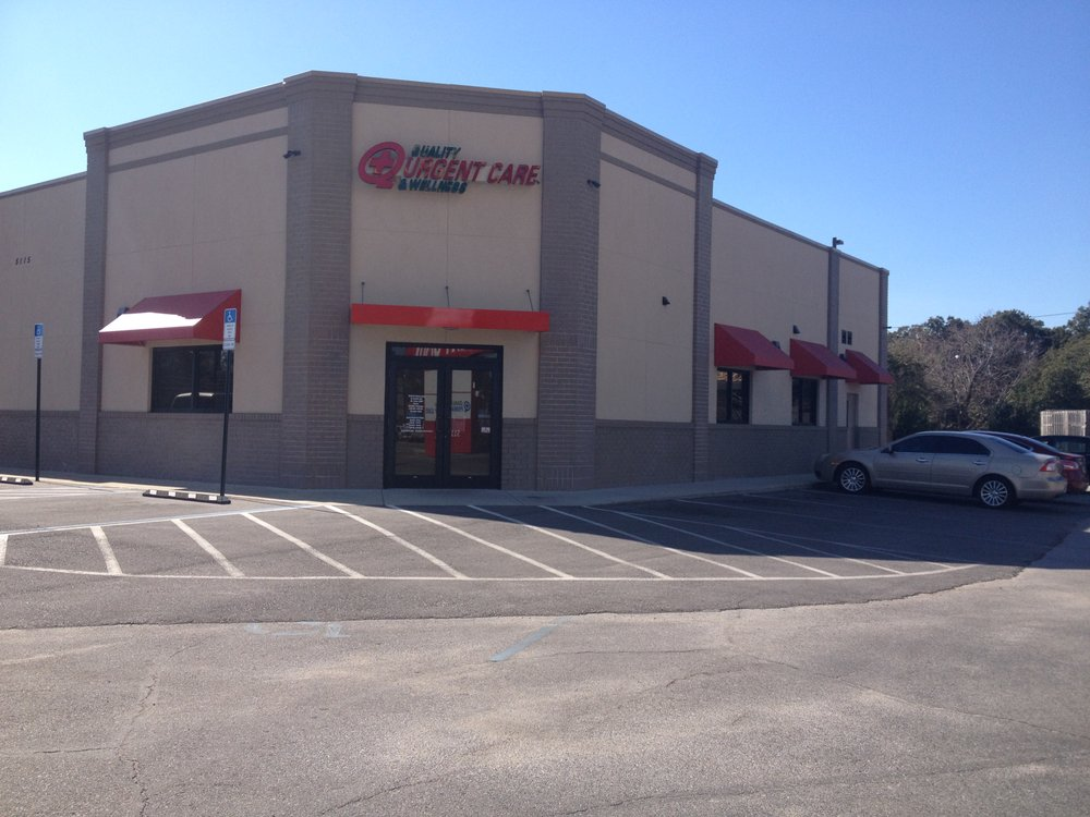 Quality Urgent Care and Wellness: 5115 N Palafox St, Pensacola, FL
