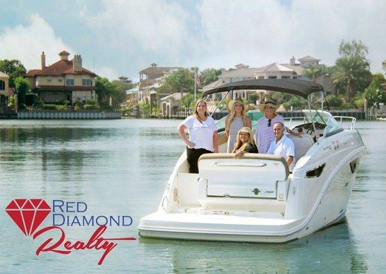 Red Diamond Realty The Cyndi DePalermo Team: 3210 Hwy 3, Dickinson, TX