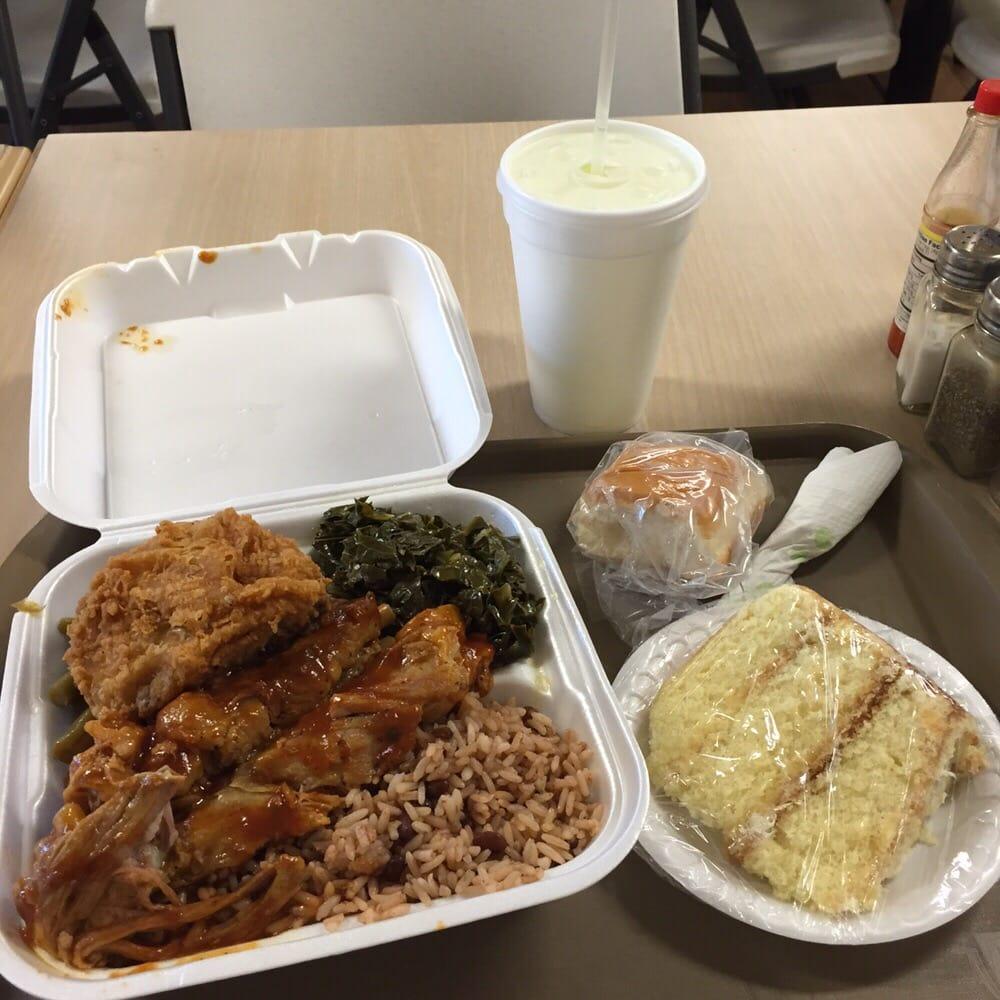 J & J Catering Service: 122 N Church St, Manning, SC