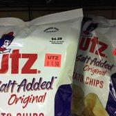 Utz Factory Outlet Store - 37 Photos & 16 Reviews - Pretzels
