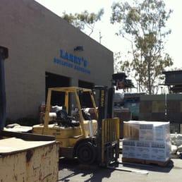 Larrys Building Materials Costa Mesa