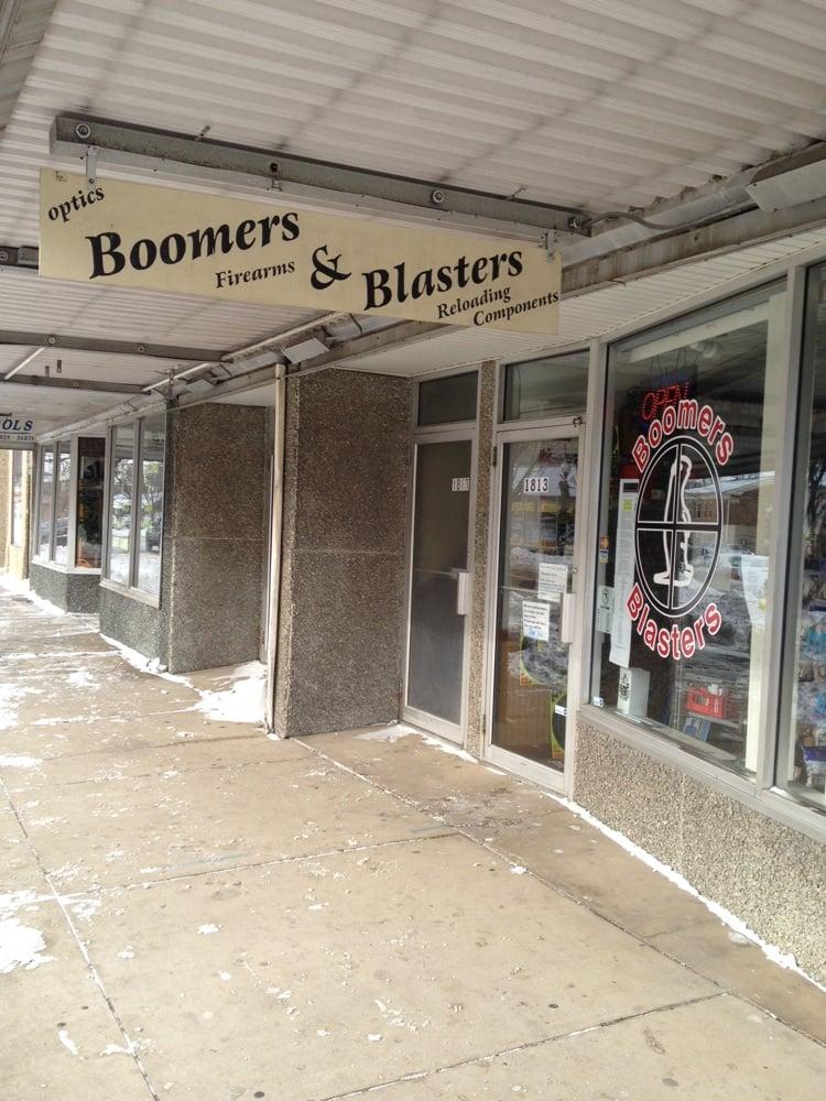 Boomers & Blasters: 1815 4th St, Peru, IL