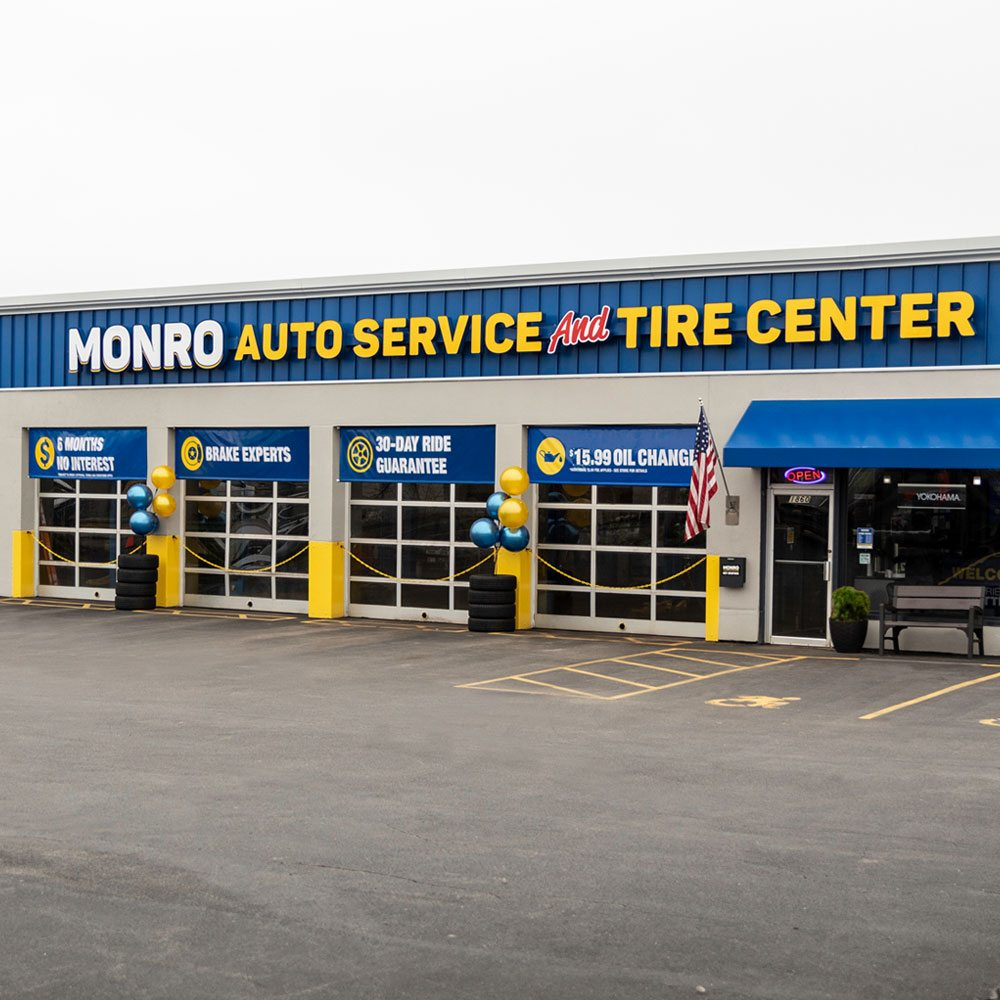 Monro Auto Service And Tire Centers: 405 E State St, Alliance, OH