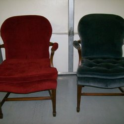 Photo Of The Cover Up Upholstery Lincoln Ne United States Chairs Going