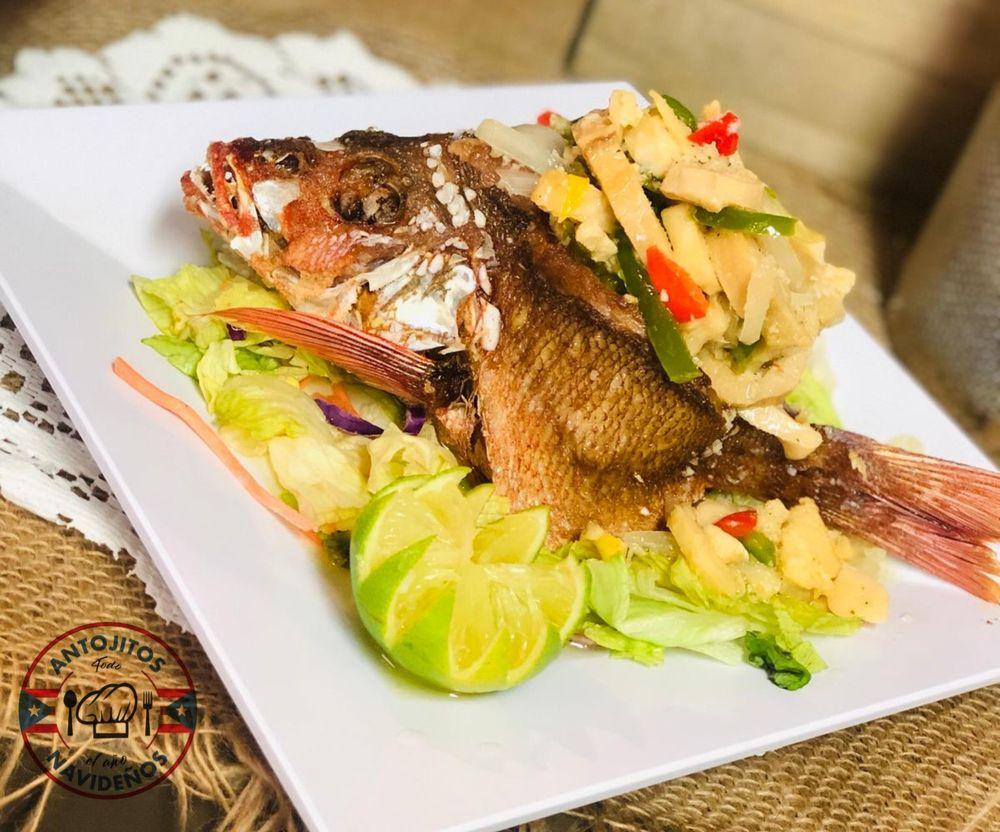 Antojitos Navideños Restaurant: 635 Robin Rd, Lakeland, FL
