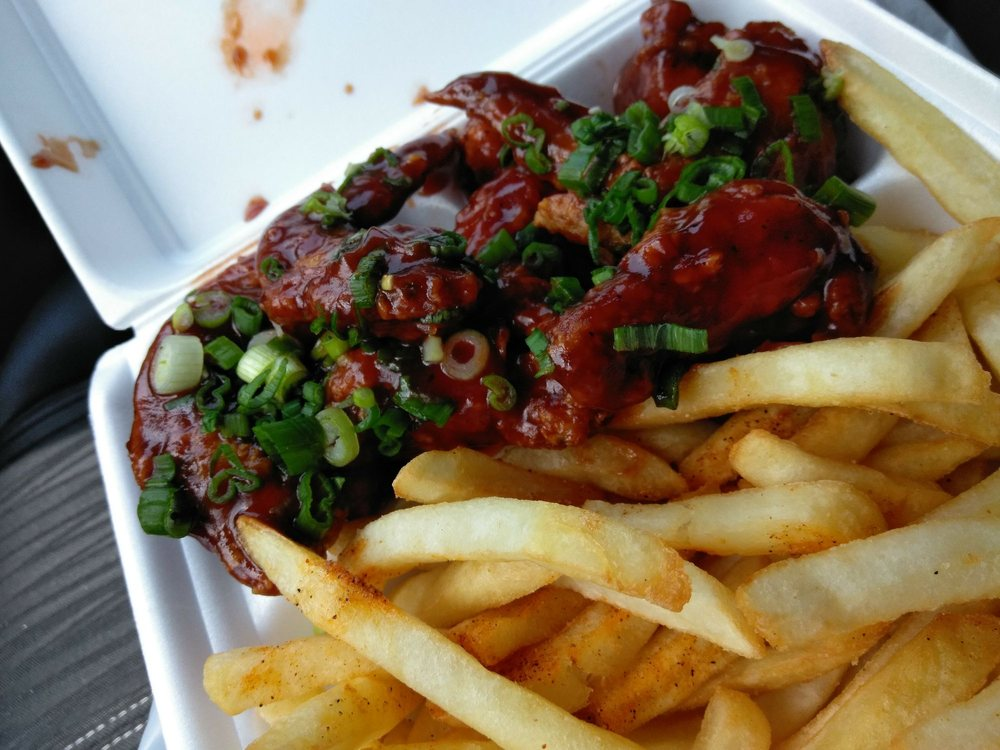 Cajun Joe's Seafood: 6024 N Claiborne Ave, New Orleans, LA