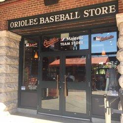 853c2c94198 Majestic Orioles Team Store - Sporting Goods - 333 W Camden St ...