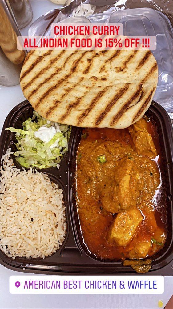 American Best Chicken & Waffle: 380 Eastern Ave NE, Washington, DC, DC