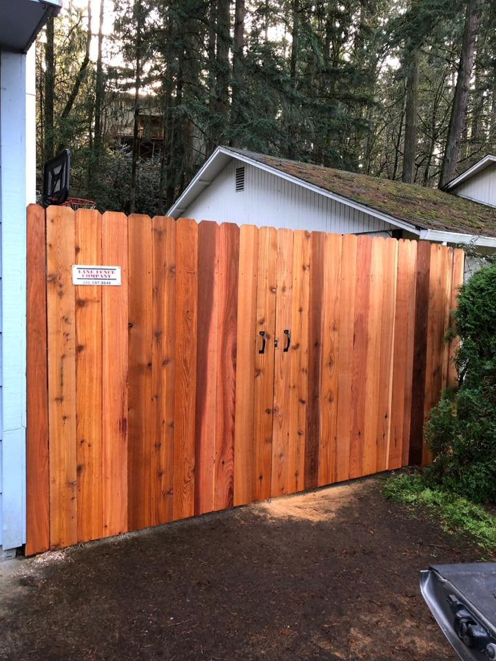 Lane Fence Company: 14918 NE 356th St, Yacolt, WA