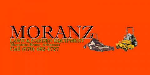 Moranz Lawn & Garden Equipment: 111 Buzzard Roost Cutoff, Mountain Home, AR