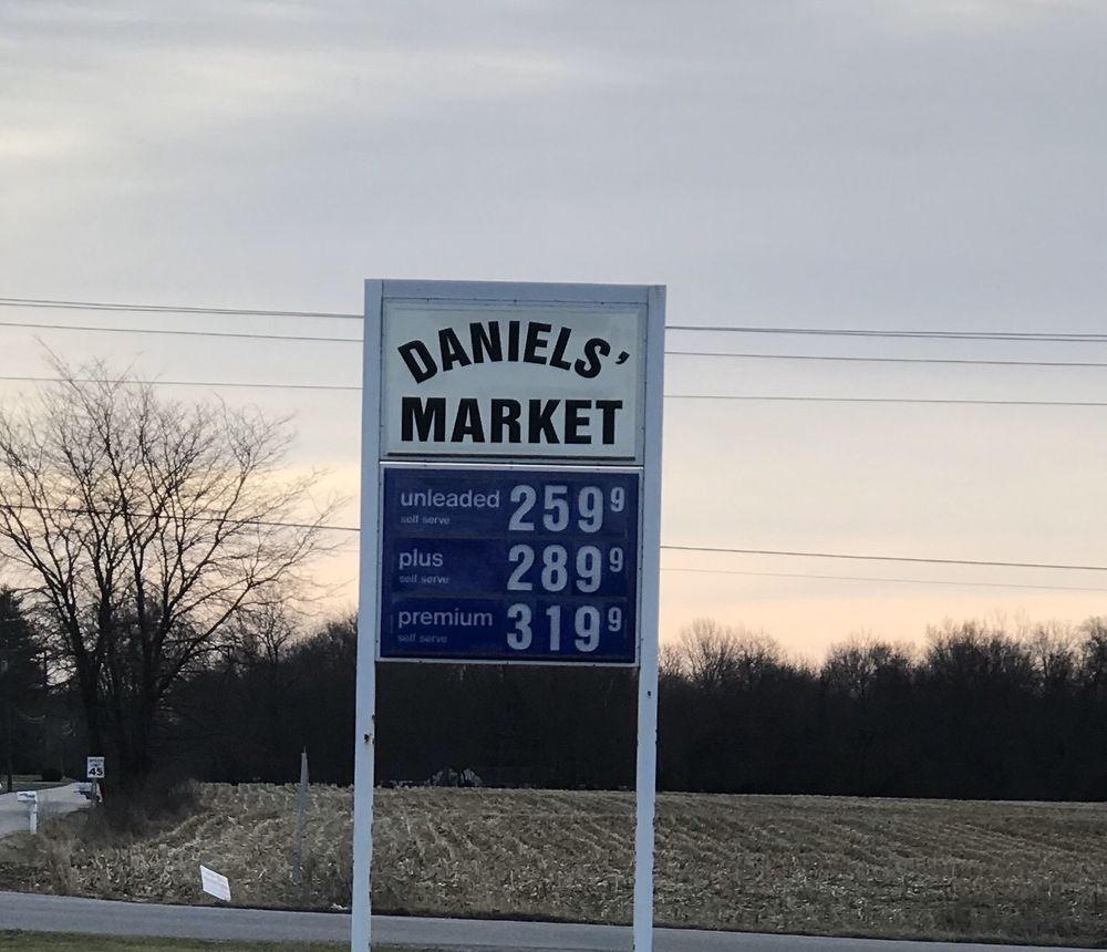 Daniels Market: 7477 E Hadley Rd, Camby, IN