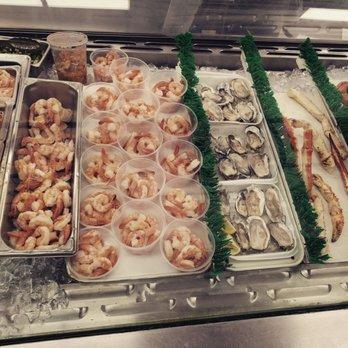 Berth 55 fish market and seafood deli 750 photos 480 for Long beach fish market